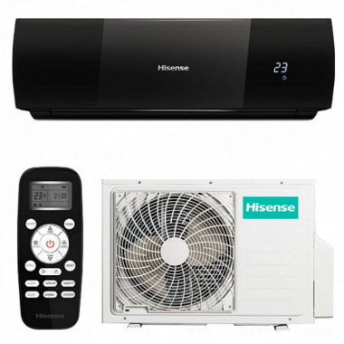 Купить в Тепло Климате Cплит-система Hisense Black Star Classic A AS-12HR4SVDDEB15