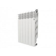 Радиатор алюминиевый Royal Thermo Revolution 500 - 4 секц. в Оренбурге по самым привлекательным ценам