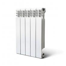 Алюминиевый радиатор Rommer Plus 500/100 4 секций в Оренбурге по самым привлекательным ценам
